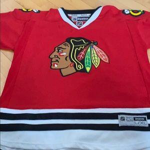 FINAL PRICE Blackhawks jersey